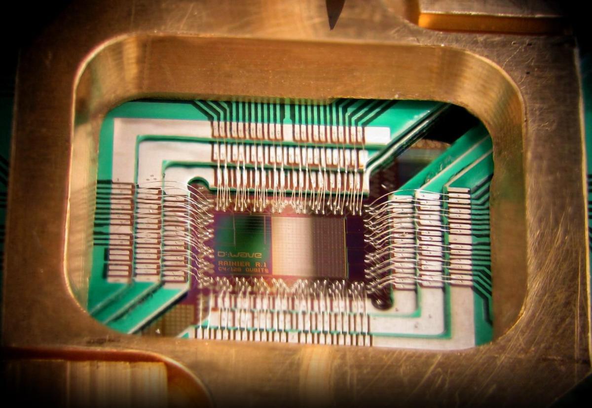 ทำความเข้าใจความเร็วร้อยล้านเท่าของเครื่องจักร D-Wave